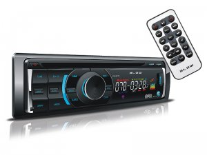 Radio BLOW AVH-8772 MP3 + CD + PILOT