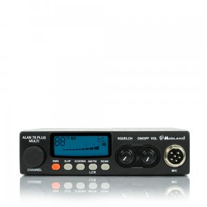 ALAN  78 PLUS - radiotelefon CB